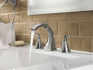 The collection eco friendly bathrooms pfister faucets kitchen bath design blog for Eco friendly bathroom remodel