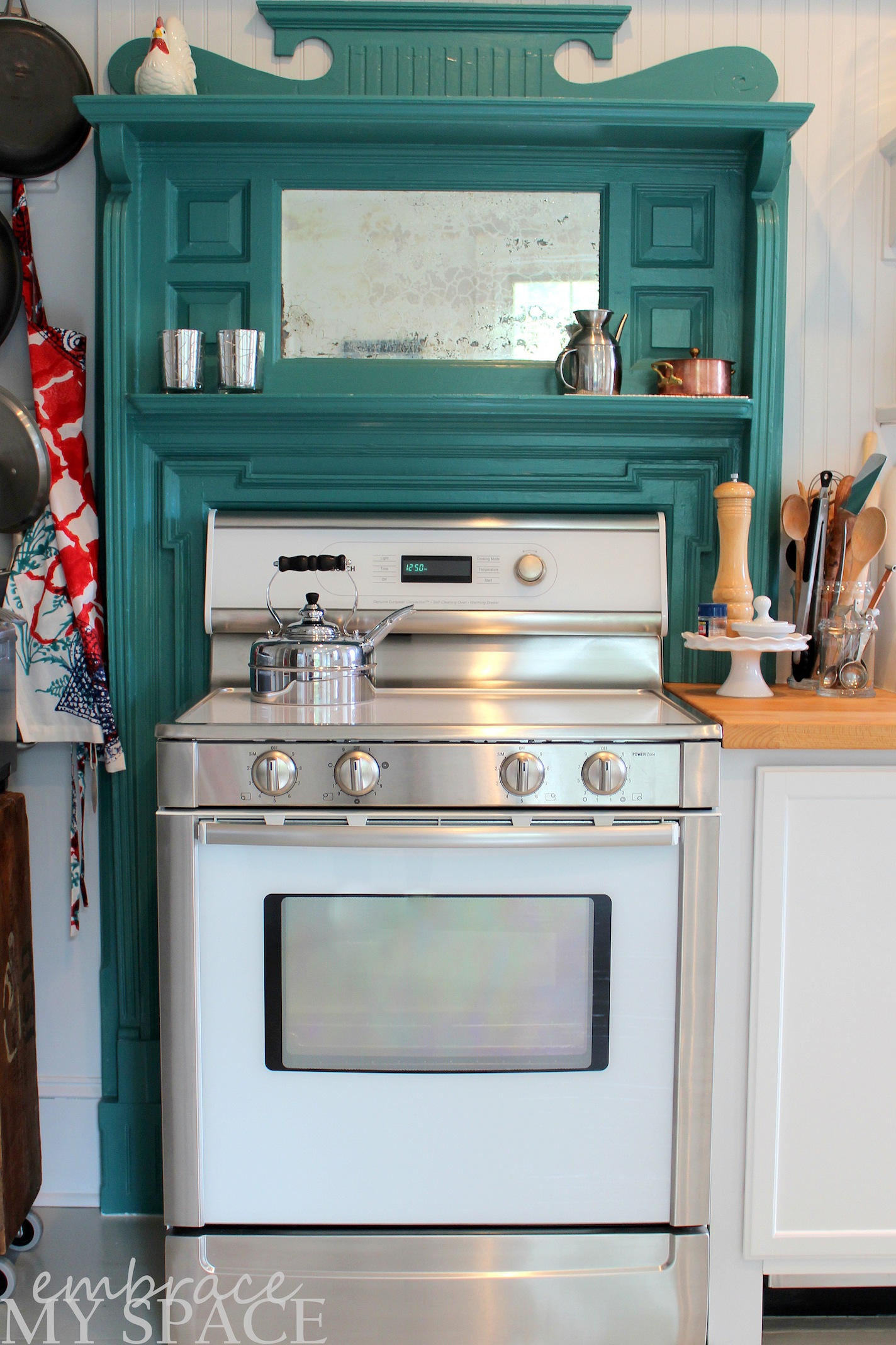 Design Dilemma: A Historic Kitchen, Part 2 - Pfister Faucets Kitchen ...
