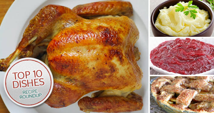 Top 10 Last Minute Thanksgiving Recipes