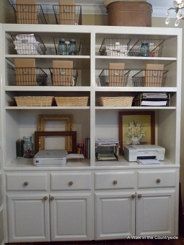 HomeTalk Organizing Ideas