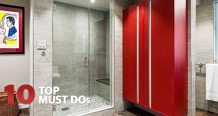 10 Must-Do Measurements Before Starting a Bathroom Remodel