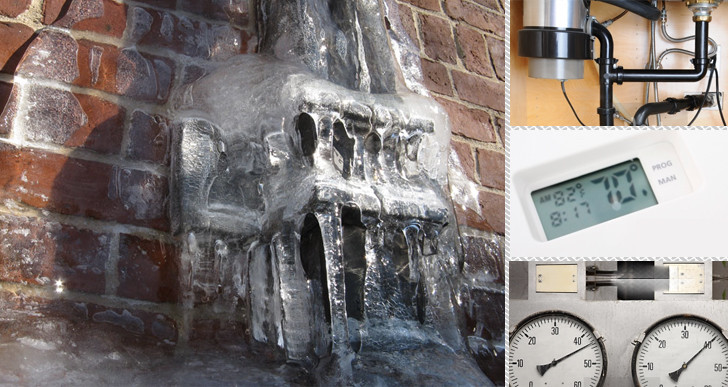 Do's and Don'ts to Avoid Frozen Pipes
