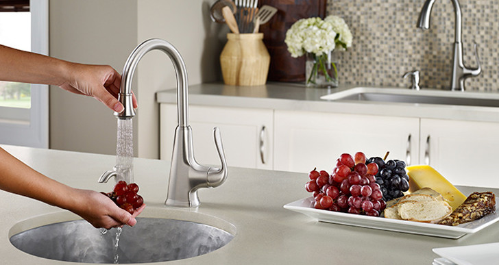 Introducing the Fountain Faucet