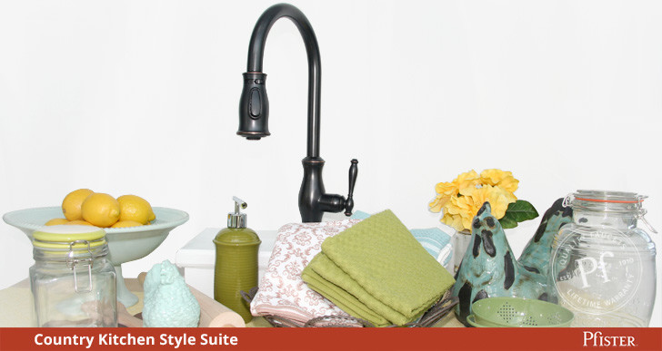 Style Suite: Win A Country Kitchen