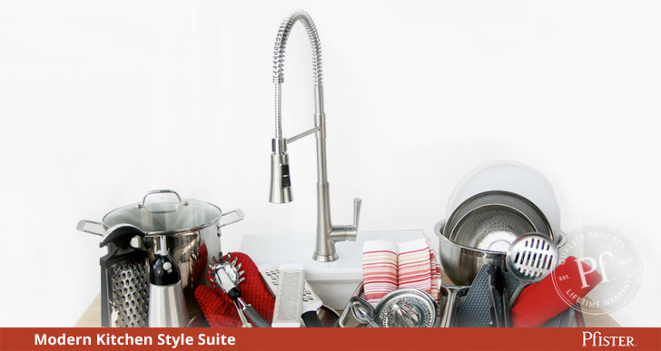 Style Suite: Win A Modern Kitchen