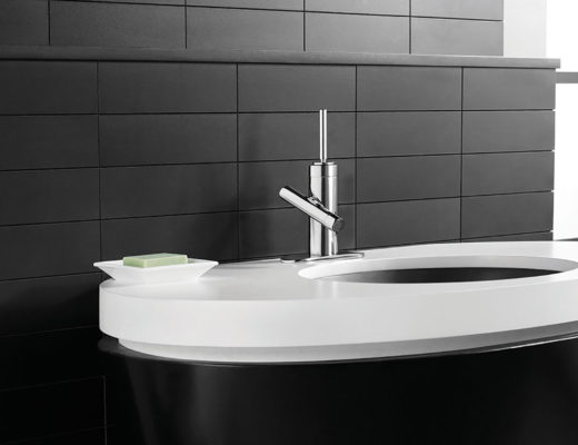 Looking to the past and drawing inspiration from the early 20th century design movement Bauhaus, the Contempra collection of bath products incorporates geometric shapes and clean contemporary lines for a timeless pure modern presence.