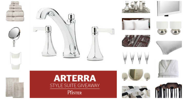 Win the Arterra Style Suite!