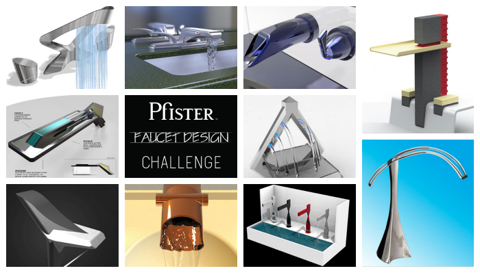 2015 Faucet Design Challenge Top Ten Finalists