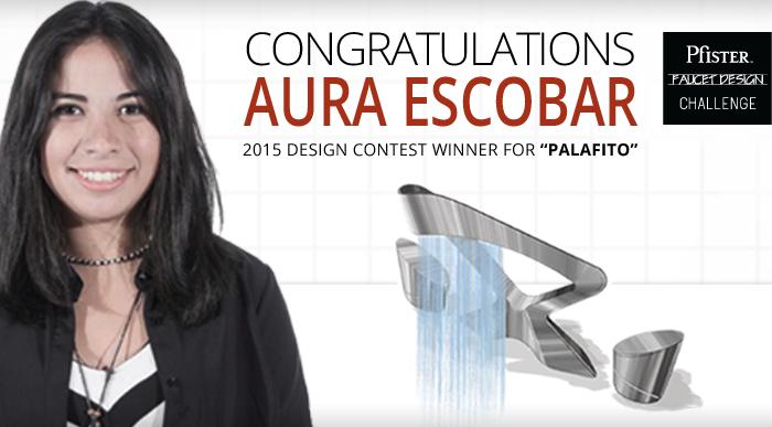 2015 Faucet Design Challenge Winner!