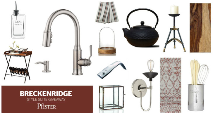 Win the Breckenridge Style Suite Giveaway!