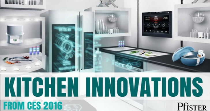 CES is cooking up hot technology in 2016