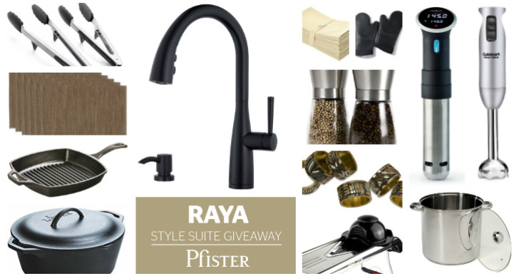 Win the Raya Style Suite Giveaway!