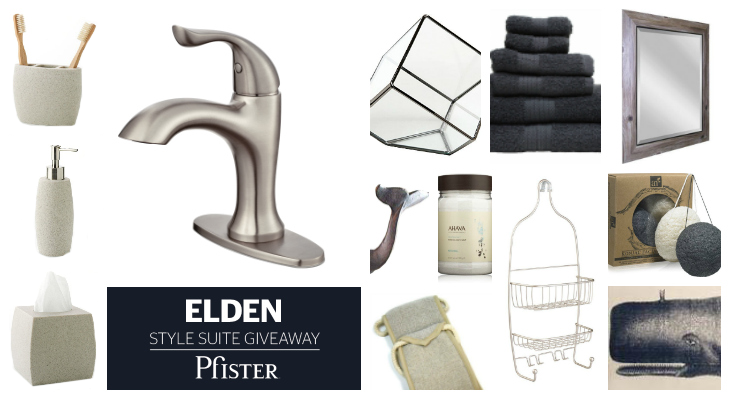 Win The Elden Style Suite Giveaway Pfister Faucets