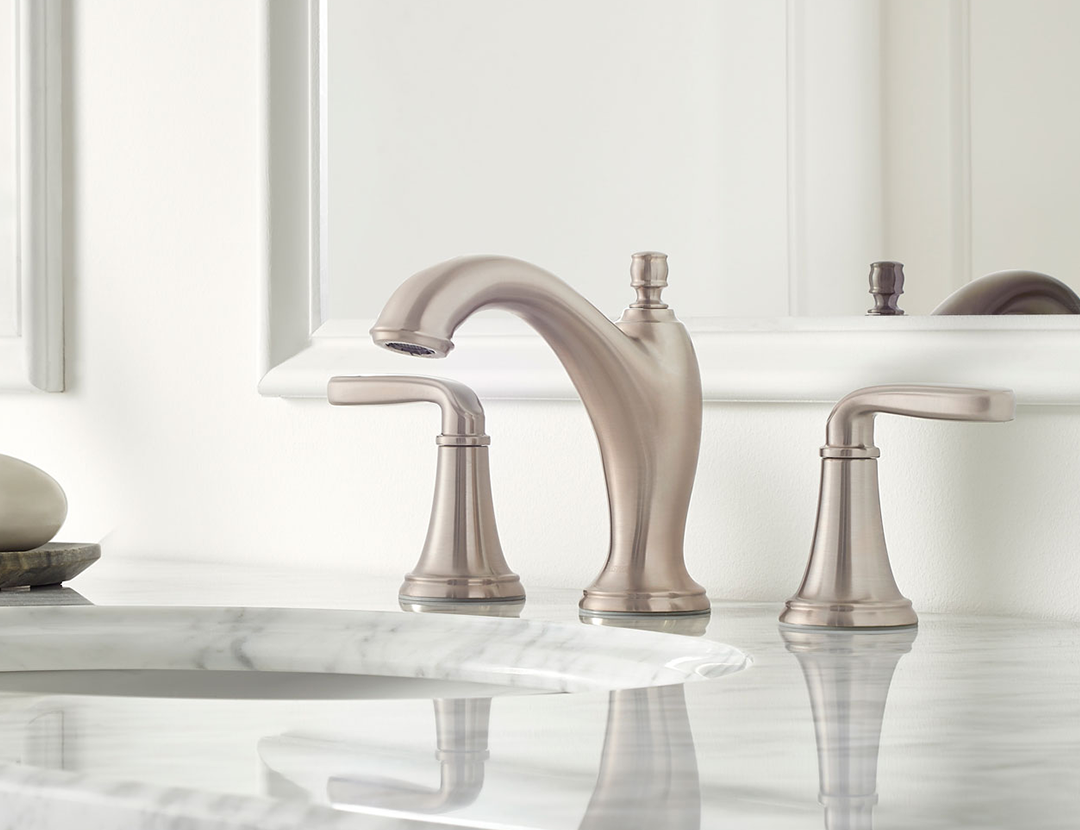 Redefine traditional style with Northcott, a new collection for the bath that brings modern sensibility to classic bath design.