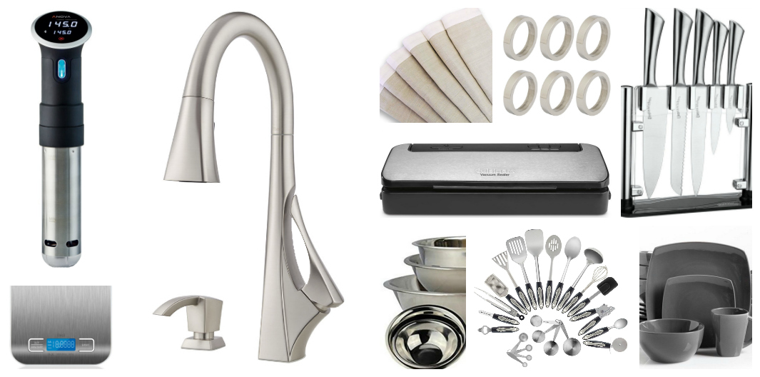 The Venturi Kitchen Style Suite Giveaway Pfister Faucets