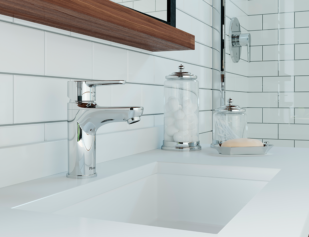 The Pfirst Modern Collection - Pfister Faucets Kitchen & Bath Design ...