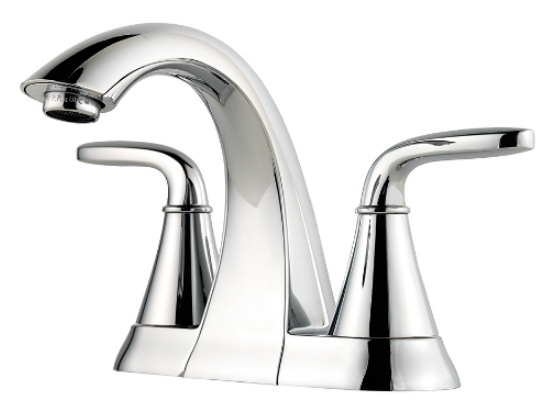 7 Faucet Finishes For Fabulous Bathrooms: Pfister Faucets Kitchen & Bath