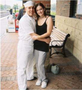 US Navy Corpsman Todd Fortwangler