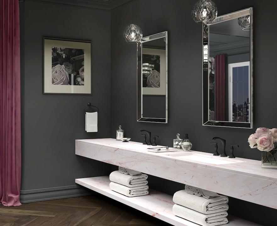 Pfister's Rhen Bath Collection